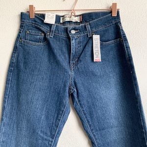 NWT Levi's Jeans 515 Boot Cut size 8P